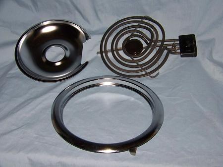 Chromolax Surface Burner Kit Large