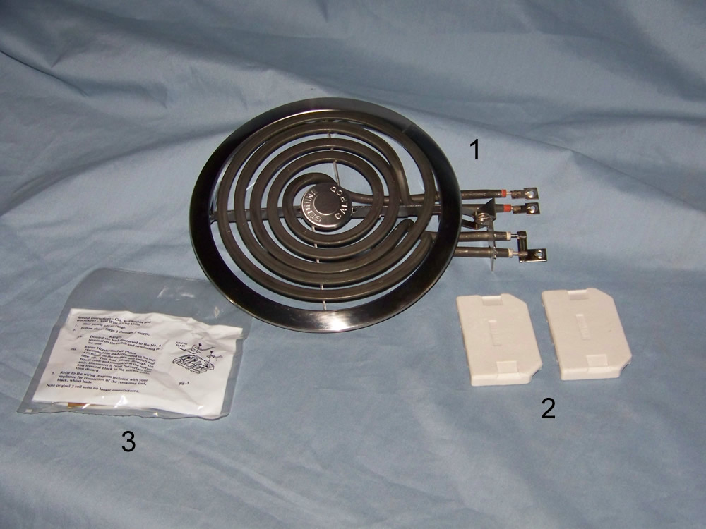 Electric Stove Top Burner Replacement Bing Images